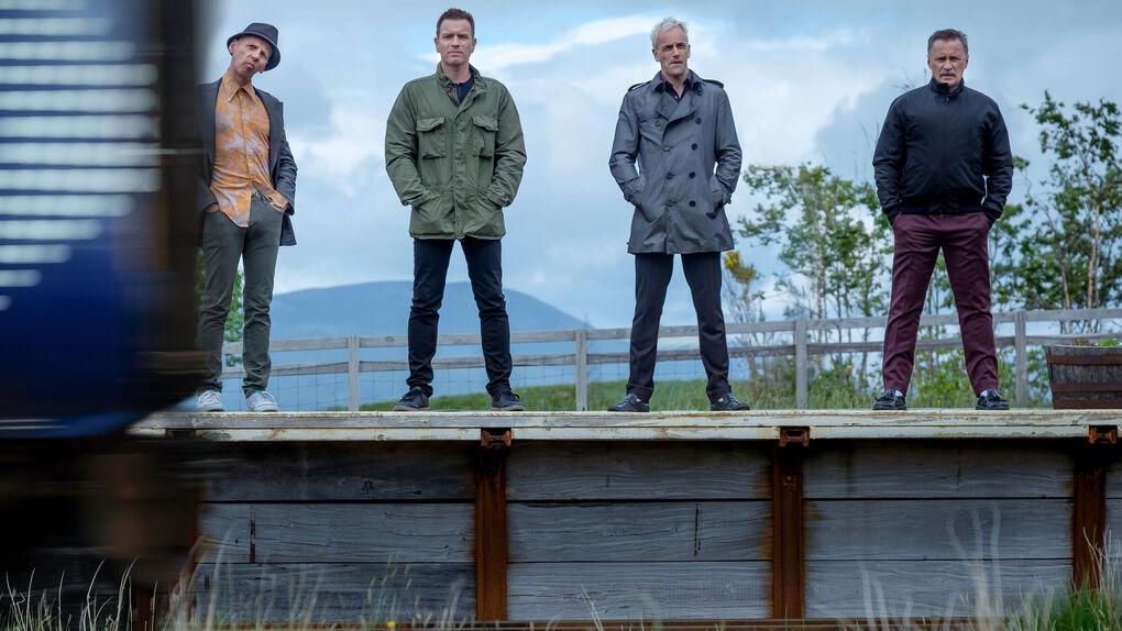Trainspotting, el 'viaje' por Edimburgo que aún atrapa a  los jóvenes de los 90
