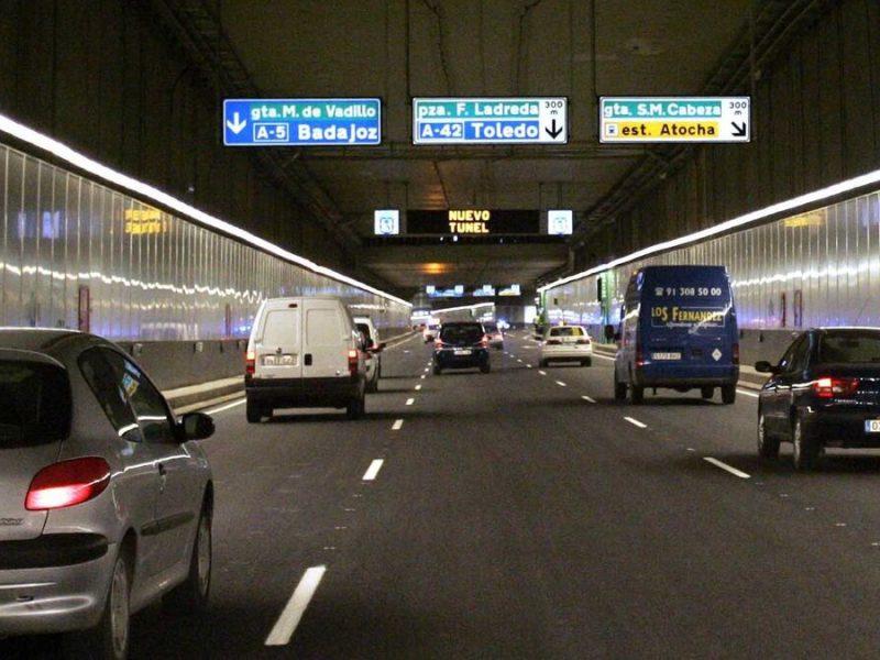 El túnel de Cereixal en la A-6 se convierte en el primero de la red viaria española con cobertura 5G