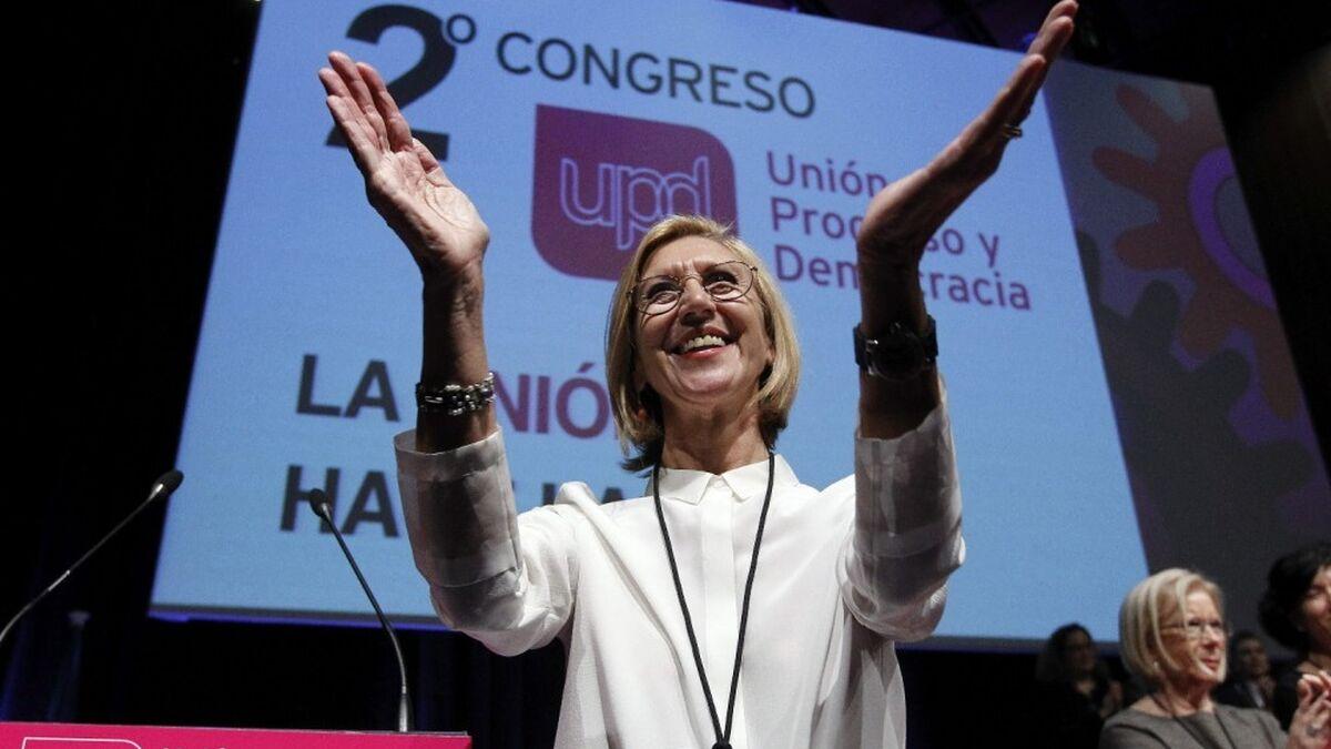 """UPyD anuncia oficialmente su disolución recordando """"su papel en la transformación política de España"""""""