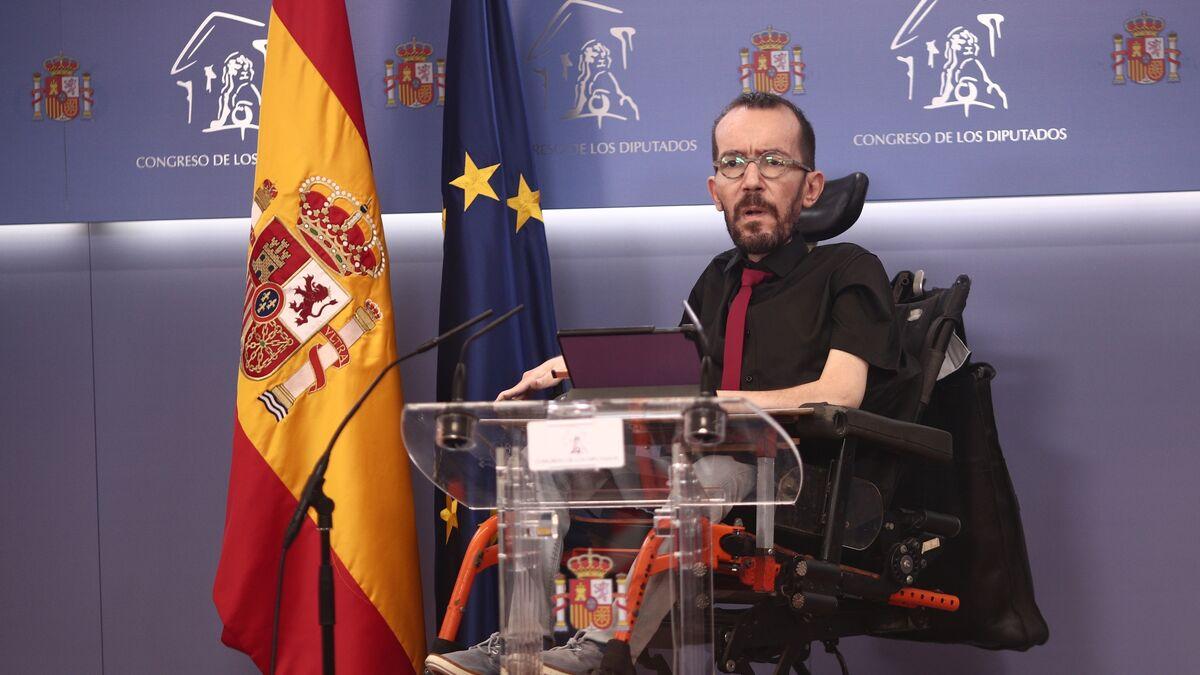 Unidas Podemos plantea que Andorra vuelva a ser un paraíso fiscal en la nueva ley antifraude