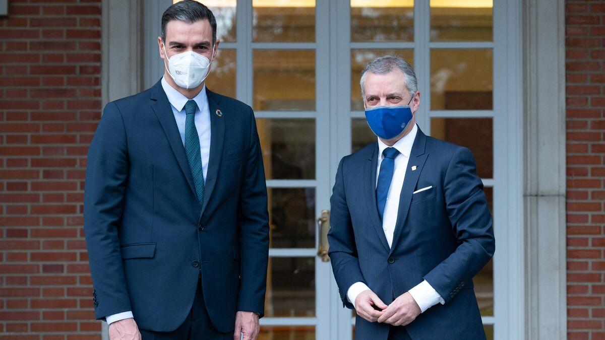 Sánchez y Urkullu ya negocian transferir la Seguridad Social tras la entrega de Prisiones