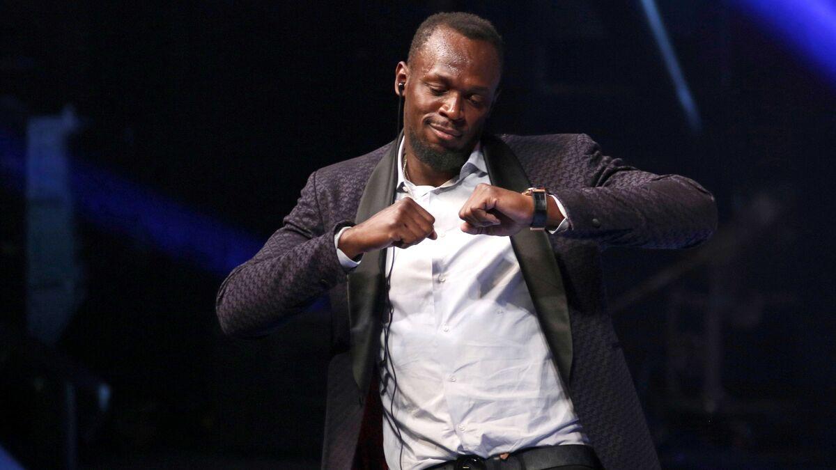 Usain Bolt, positivo en coronavirus