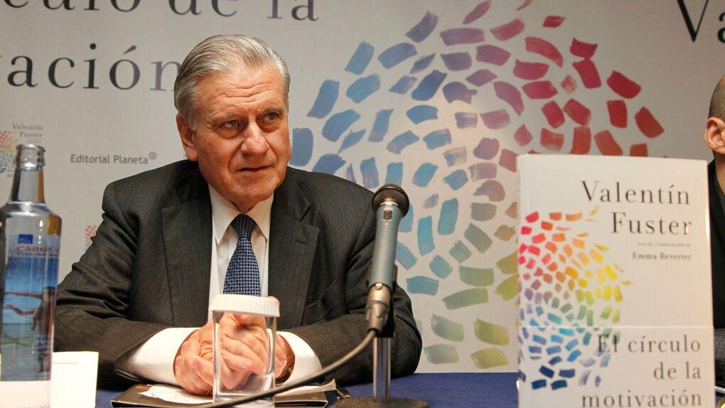 El Rey Nombra Marqueses A Valentín Fuster Santiago Grisolía Y Al Empresario David álvarez Vozpópuli