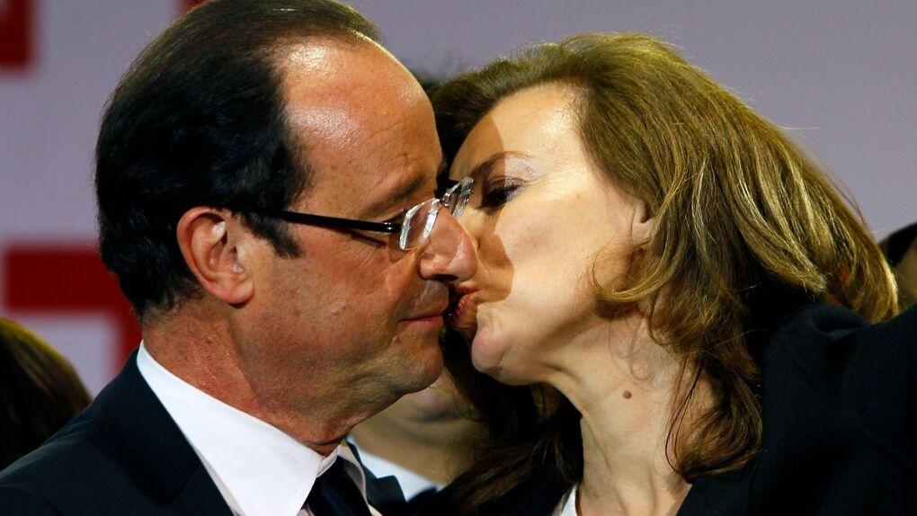 Hollande, Trierweiler y las relaciones peligrosas del siglo XXI