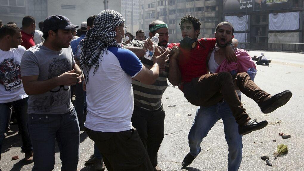 El brote de violencia del 'viernes de la ira' deja un centenar de muertos en Egipto