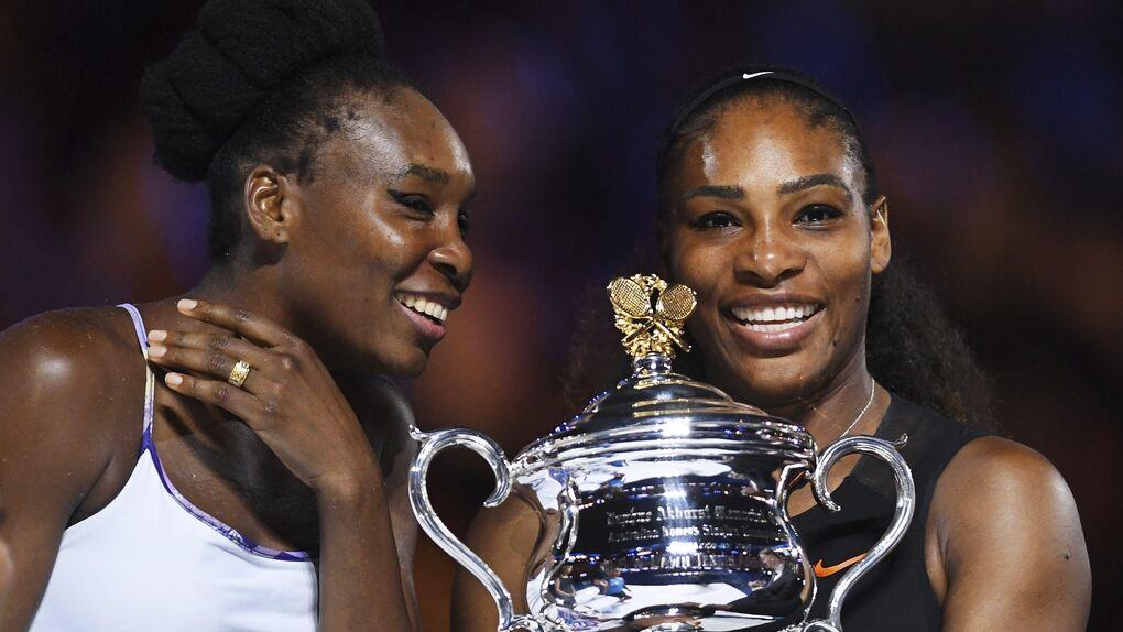 Serena gana el duelo de las Williams y su séptimo Open de Australia