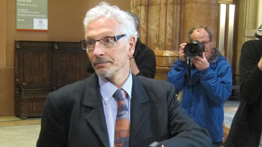 El juez Vidal tramita su jubilación cinco meses después de reincorporarse tras ser inhabilitado