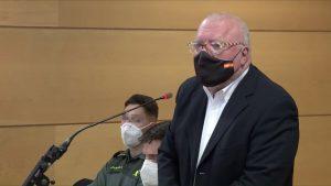 La juez rechaza las exigencia de Villarejo y Vox para entrevistarse por la operación Kitchen