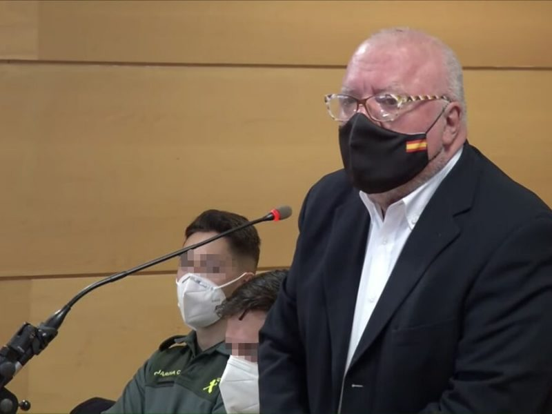 """Villarejo anotó en su agenda que Sanz Roldán se reunió con jueces del Supremo y de la Audiencia Nacional para darle """"caña"""""""