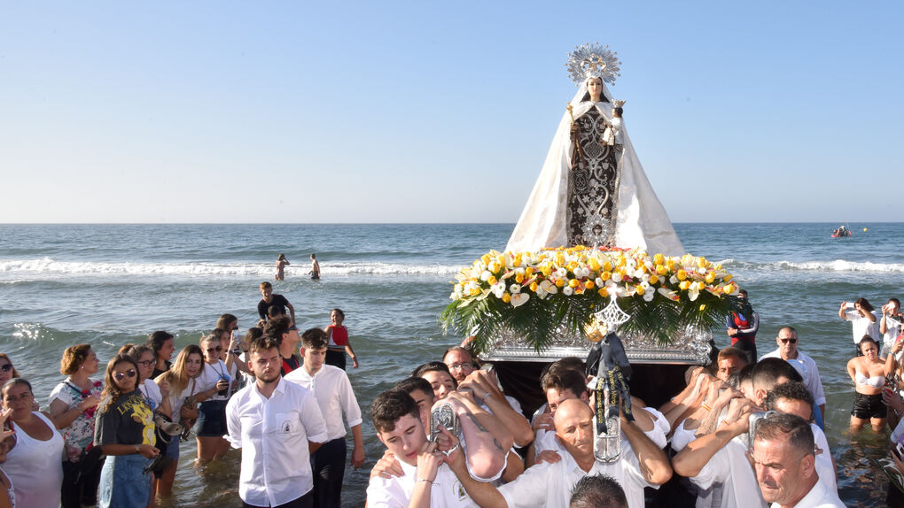 La Virgen del Carmen, el nacimiento de la patrona del mar