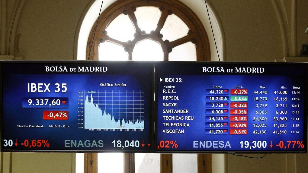 España sigue estando de moda y cierra la jornada bursátil como mejor índice europeo (COPIA)