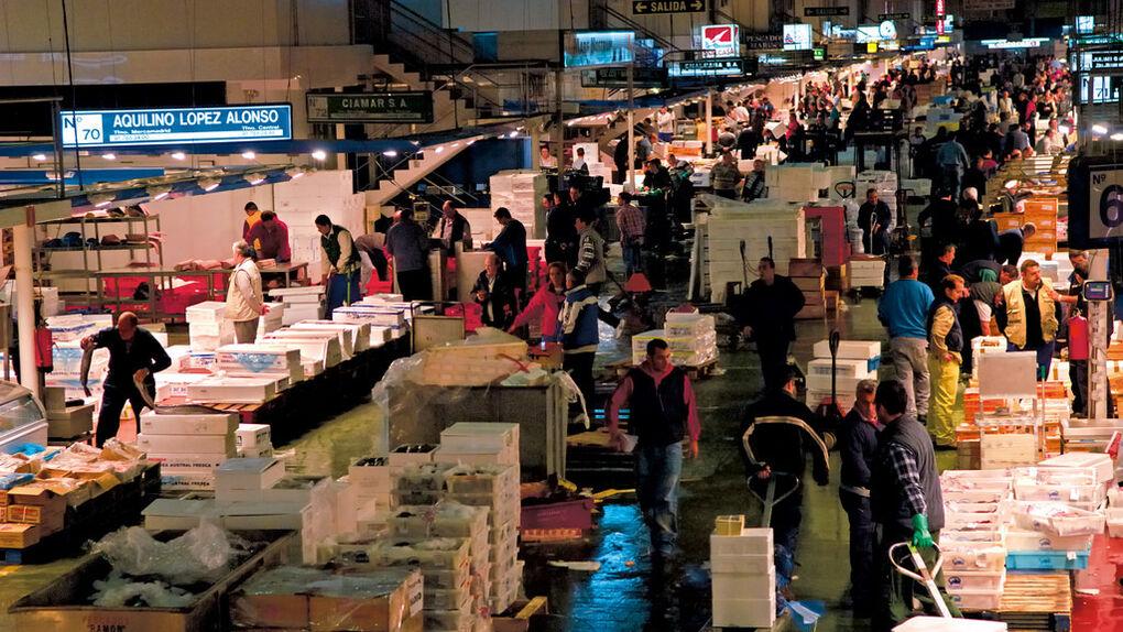 Agricultura aplica multas de hasta 100.000 euros en los mercados de frutas por incumplir la ley alimentaria