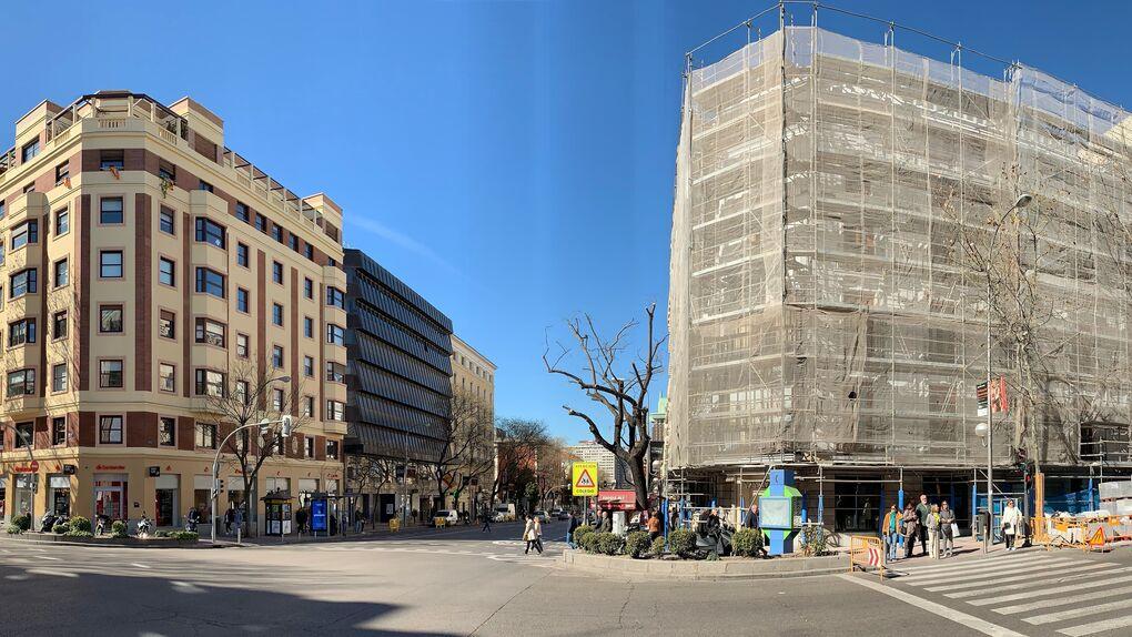 Los Luksic reabrirán el emblemático hotel Adler con tres plantas ocupadas por BBVA