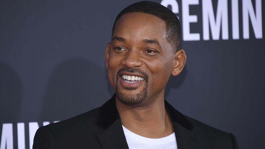 Will Smith protagonizará 'Emancipation', la película sobre la historia real de un esclavo