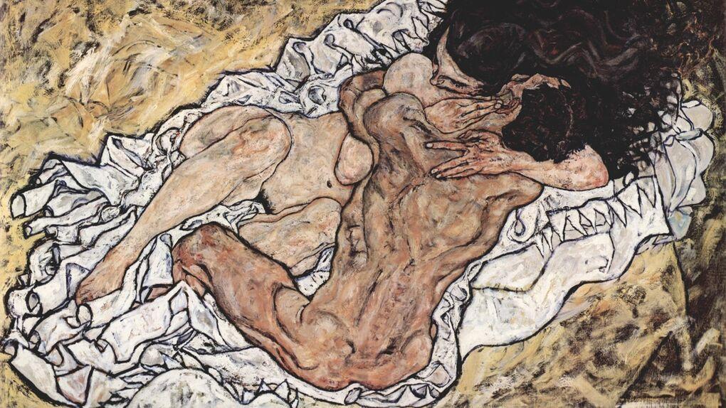 Schiele, 123 años del pintor de los desnudos más descarnados