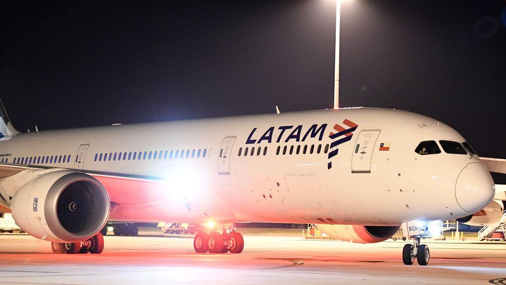 Los ingresos de Latam se hunden un 75,9% en el segundo trimestre por la pandemia
