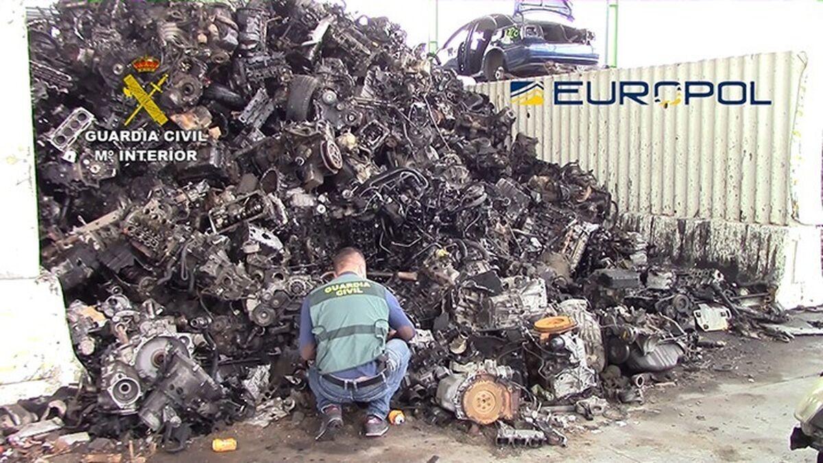 Desarticulados varios grupos que exportaban ilegalmente residuos peligrosos a países pobres
