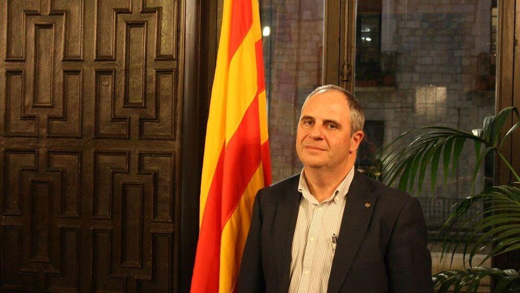 El sustituto de Puigdemont en Gerona se queda sin sueldo tras el 'portazo' de C's