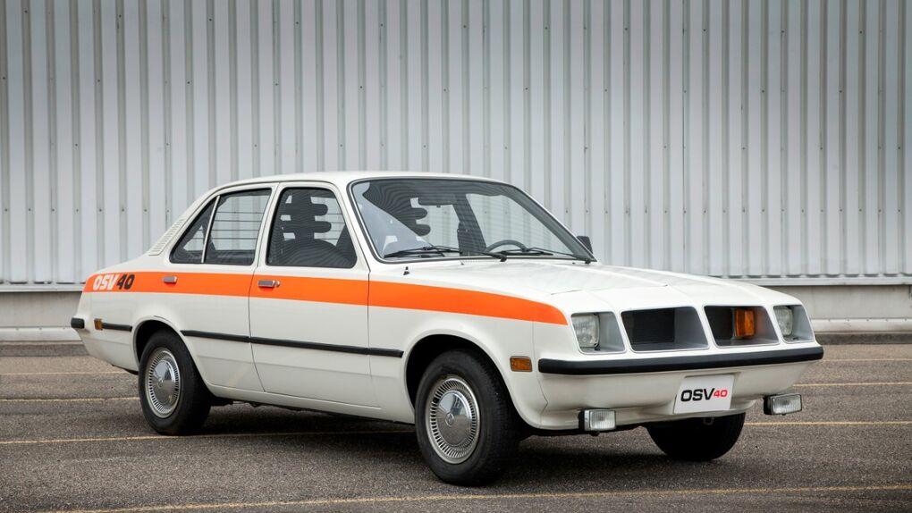 40 aniversario del concept Kadett C, el Opel más seguro del momento