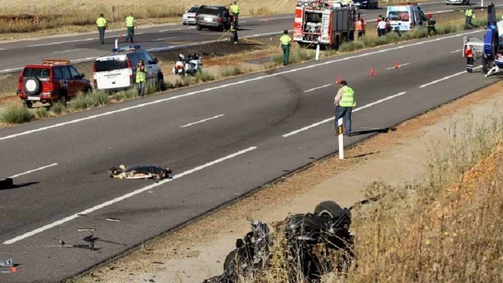 Más de mil conductores implicados en accidentes de tráfico se dieron a la fuga en 2016