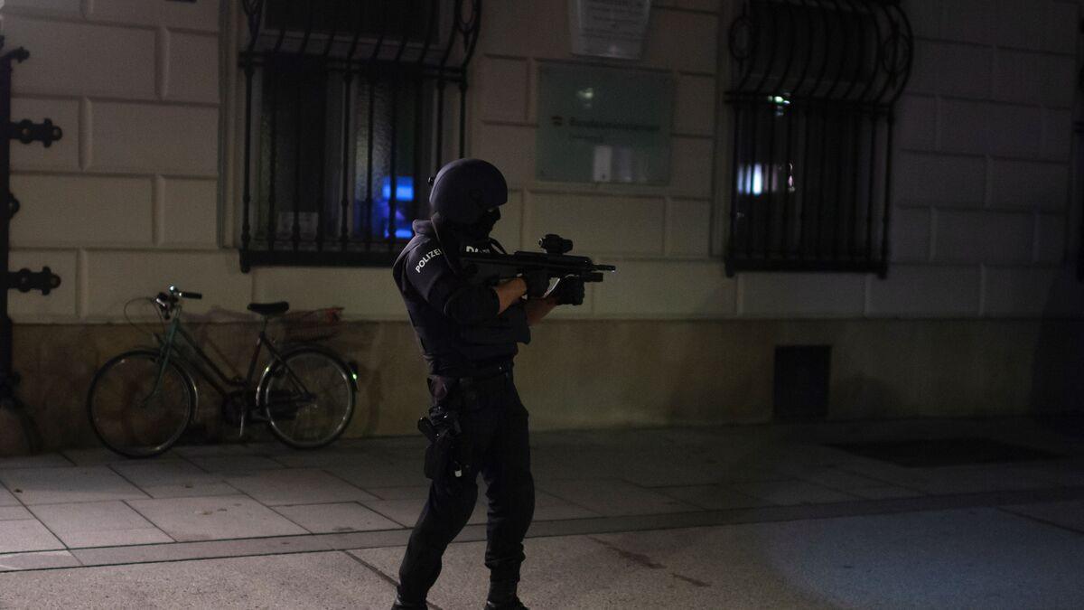 """Atentado en Viena: al menos """"un terrorista islamista"""" participó en el ataque con cuatro muertos"""