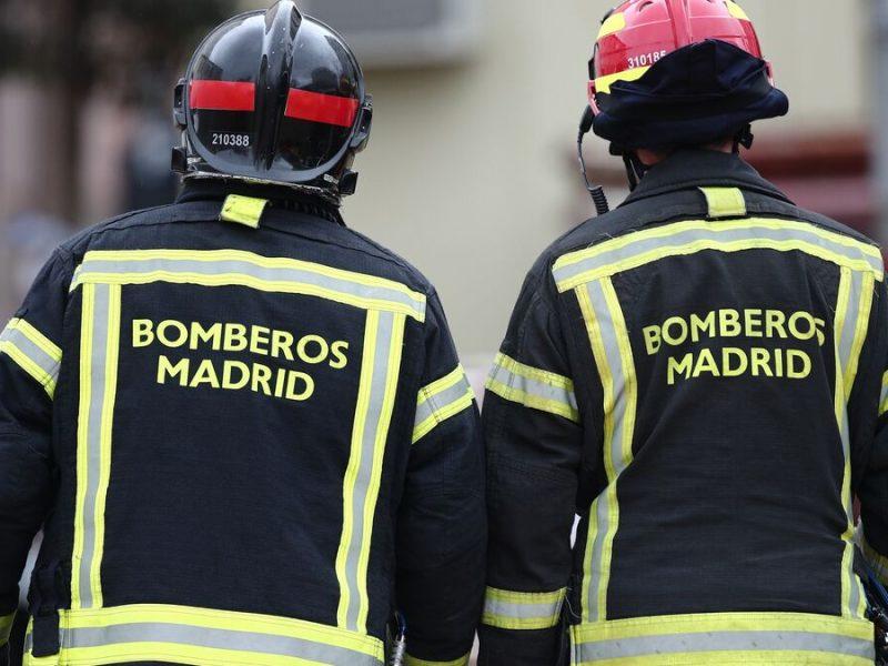 Hallan los cadáveres de una pareja y su hija en un incendio con signos de violencia en el Molar (Madrid)