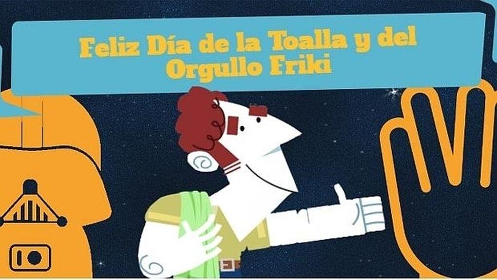 ¿Por qué se celebra el 25 de mayo el día del orgullo friki y de la toalla?