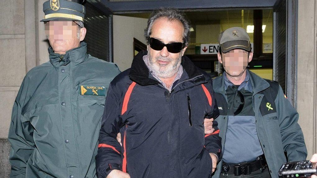 El chófer de la cocaína cobró parte de una ayuda en los ERE a cambio de trámites para su concesión