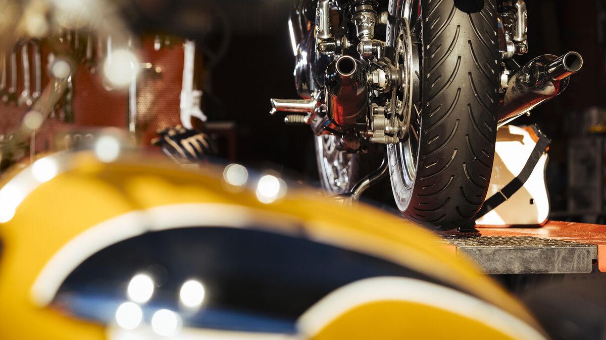 Michelin desarrolla neumáticos específicos para el 'boom' de las motos clásicas