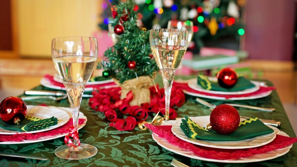 Cena Nochebuena 2020: claves para que la cena sea segura y evitar contagios de covid
