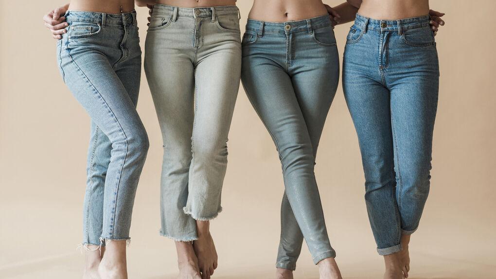 Diez Trucos Para Elegir El Pantalon Que Te Haga Parecer Mas Alta Y Delgada Vozpopuli