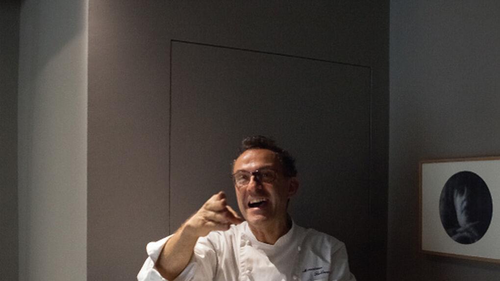 'La Osteria Francescana', el esqueleto del mejor restaurante del mundo