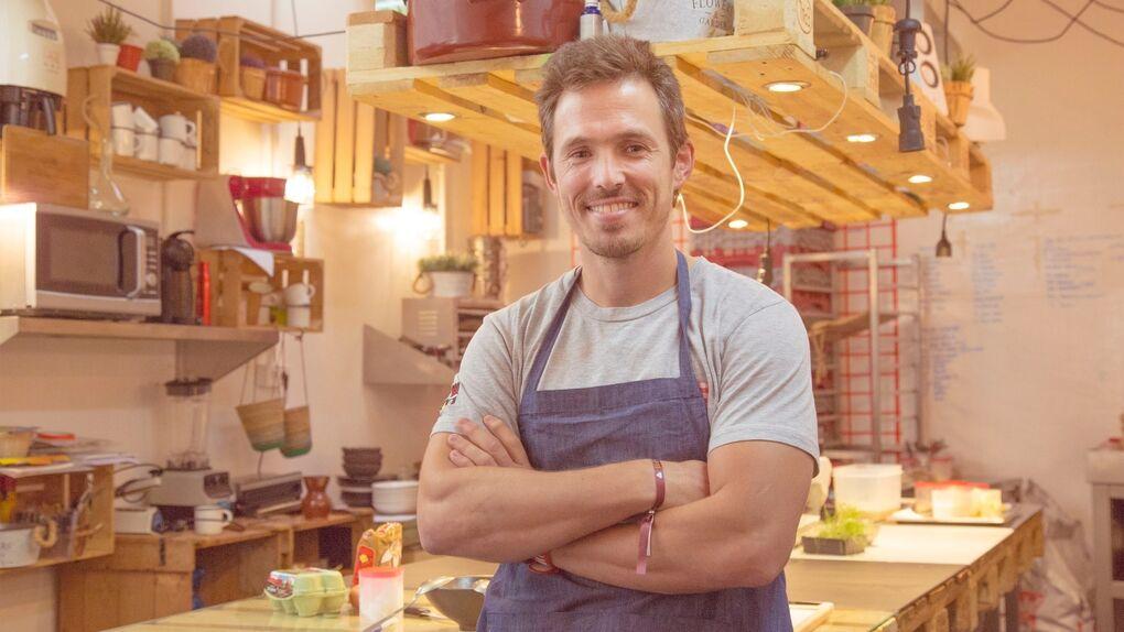 ¡De la huerta al plato! El cocinero Nino Redruello apuesta por una cocina sin disfraz