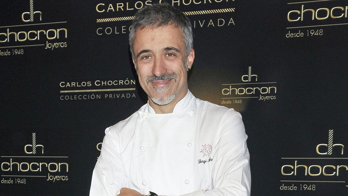 El chef Sergi Arola se declara en concurso de acreedores y se marcha a Chile