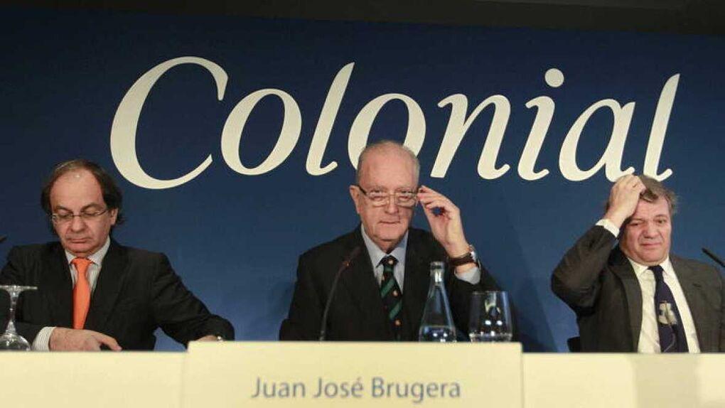 Colonial es la reina de las oficinas de lujo en España