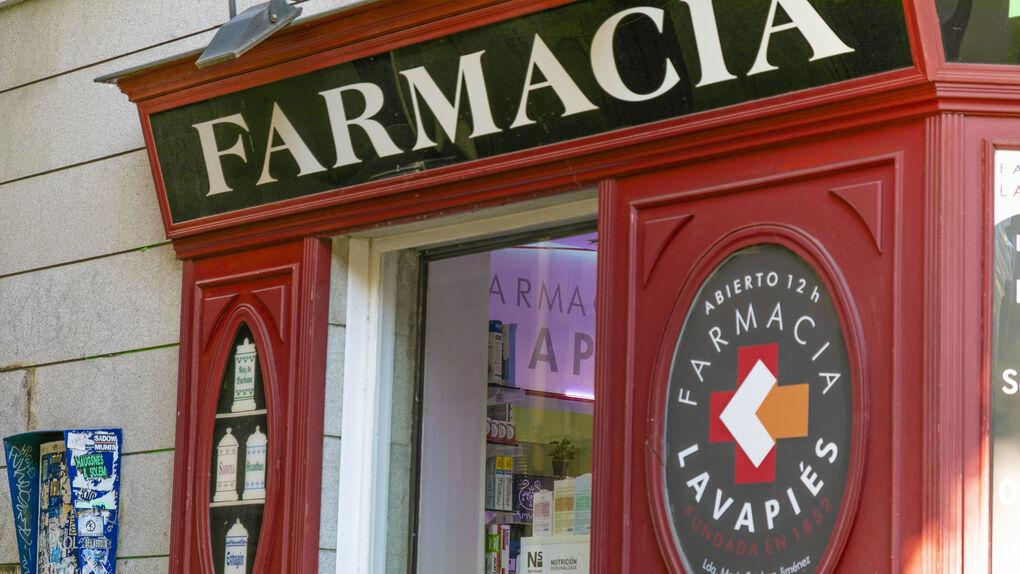 Los precios de licencias de las farmacias aumentan hasta los 600.000 euros