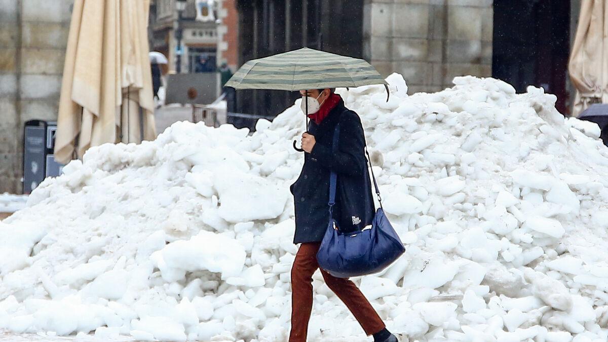 Una comisión analizará la gestión del Ayuntamiento de Madrid ante la nevada de 'Filomena'
