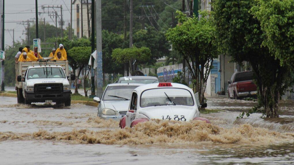 El cambio climático dispara el número de catástrofes económicas en el mundo