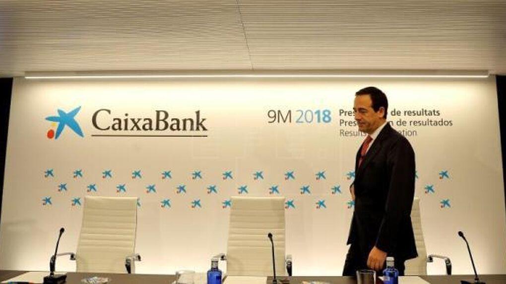 El CEO y el director general de Caixa aprovechan el desplome en Bolsa del banco para comprar 177.837 acciones