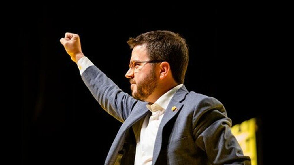 El mito nacionalista: Pere Aragonès no es el 132 presidente de la Generalitat