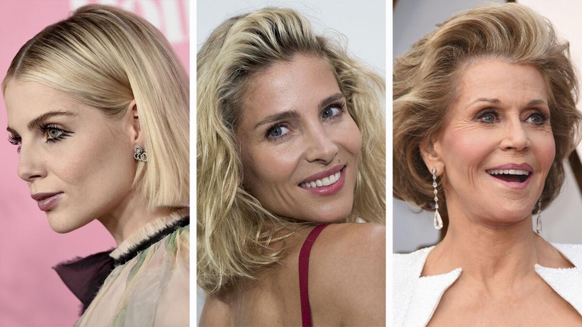 Los cortes de pelo que más favorecen (y que son tendencia) a cada edad