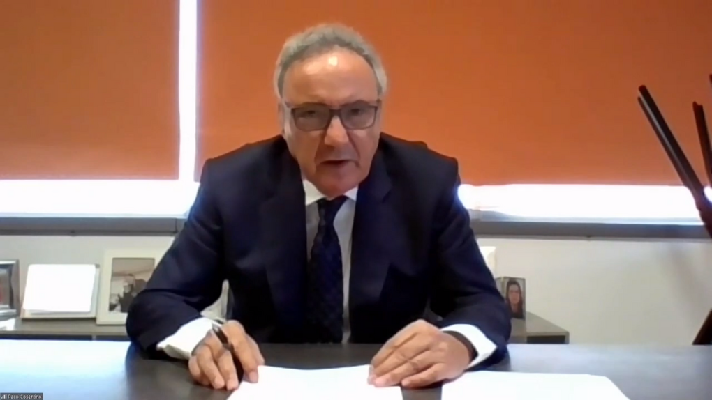 La crisis del coronavirus rompe el silencio del presidente de Cosentino