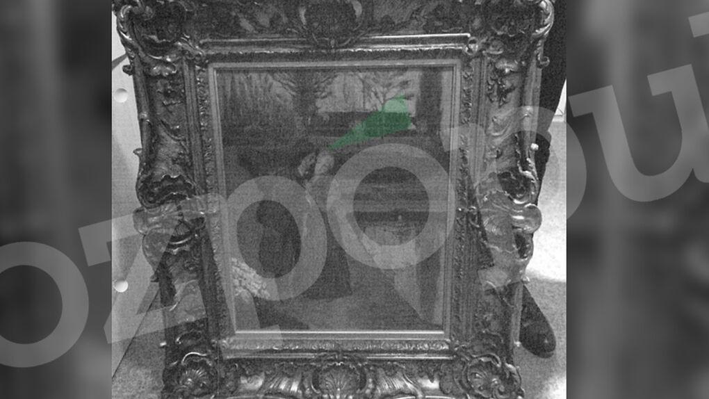 La UCO halló un Picasso dentro de una caja en el despacho del abogado de Conde