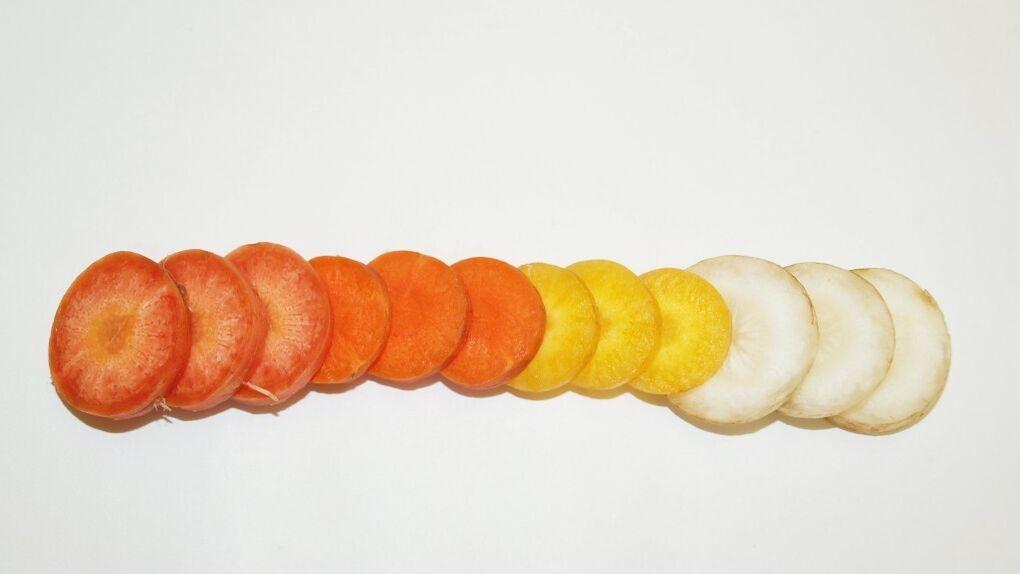 Lo que nos cuentan los 32.000 genes de la zanahoria
