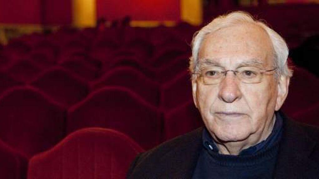 El mundo de la cultura despide a Miguel Narros en el Teatro Español