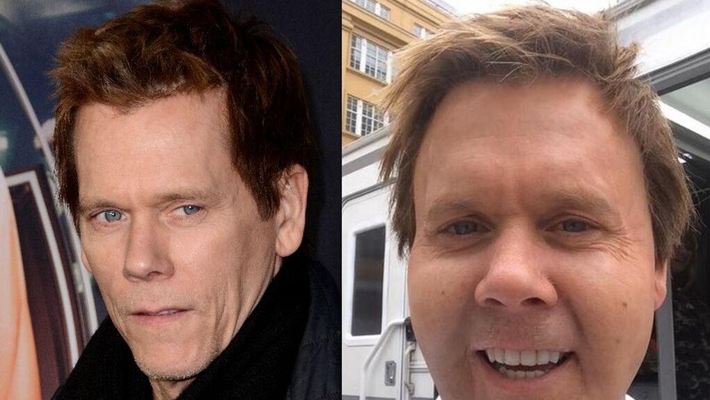¿Qué le ha pasado a Kevin Bacon?