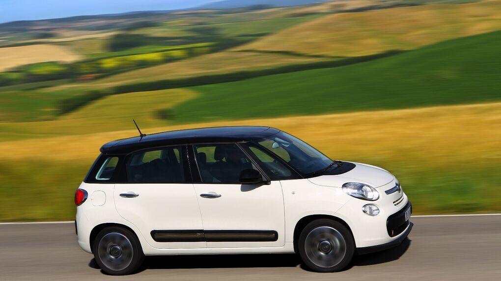 Comparativa: Fiat 500L y Nissan Note, los monovolúmenes más vendidos de su segmento