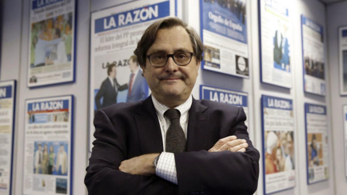 'La Razón' abandona la OJD tras el empeoramiento de la crisis de la prensa impresa