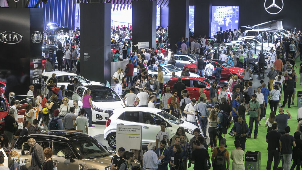 Qué no debes perderte si vas al Salón Internacional del Automóvil de Barcelona