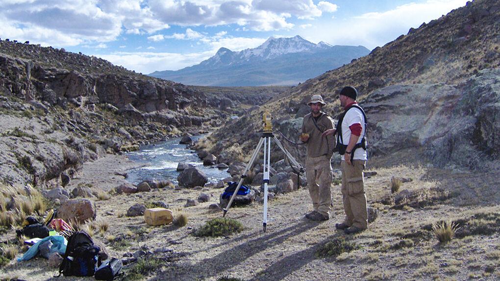 Los humanos colonizaron las alturas de los Andes antes de lo que se creía